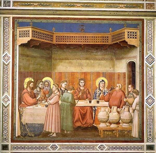 Seconda domenica dopo l' EPIFANIA – LE NOZZE DI CANA